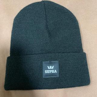 スープラ(SUPRA)のSUPRA ニット帽 ビーニー(ニット帽/ビーニー)