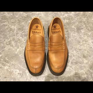 トリッカーズ  ローファー  ライトブラウン  6(ローファー/革靴)