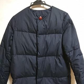 フォーティーファイブアールピーエム(45rpm)のパラスパレスのダウン入りジャケット(ダウンジャケット)