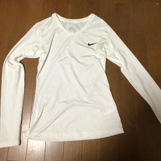 ナイキ(NIKE)のドライフィット長T(Tシャツ(長袖/七分))