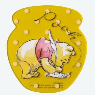 ディズニー(Disney)のプーさん☆アフタヌーンティー コースター2枚セット(テーブル用品)