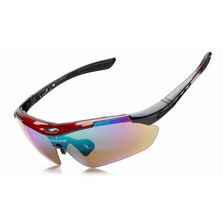 サングラス スポーツ スキー ロードバイク マラソン スノーボード(サングラス/メガネ)