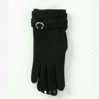 エムエフエディトリアル(m.f.editorial)のネコ 手袋(手袋)