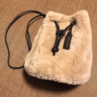 エリオポール(heliopole)のthukimi様専用 ファーバッグ(ショルダーバッグ)