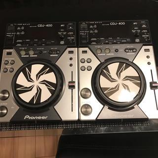 パイオニア(Pioneer)のCDJ400(CDJ)