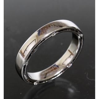 ダミアーニ(Damiani)のダミアーニ DAMIANI D-SIDE ダイヤリング 19号 K18WG仕上済(リング(指輪))