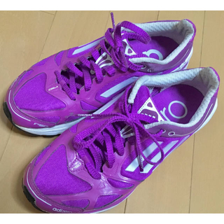 アディダス(adidas)のadidas ランニングシューズ(ランニング/ジョギング)