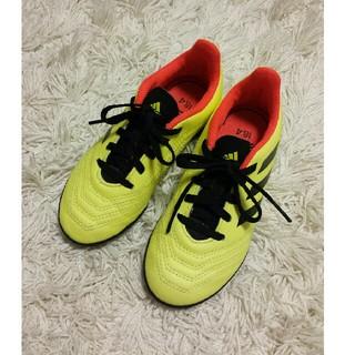 アディダス(adidas)のアディダス サッカースパイク 18.5cm(シューズ)