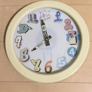フラッドウォッチ(FLUD WATCHES)の激レア FLUD壁掛け時計(腕時計(アナログ))