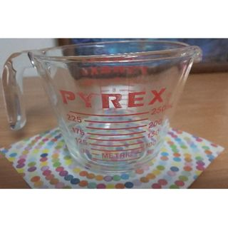 パイレックス(Pyrex)のパイレックス 計量カップ 250ml(調理道具/製菓道具)