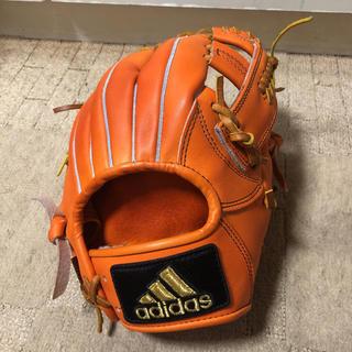 アディダス(adidas)のアディダス 硬式 グローブ(野球)