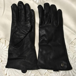 エティエンヌアイグナー(Etienne Aigner's)の新品!エティエンヌアイグナーの革手袋  ETIENNE AIGNER(手袋)