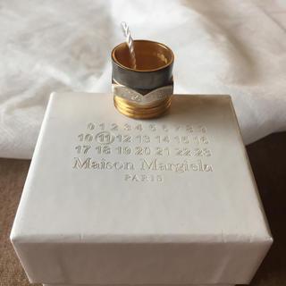 マルタンマルジェラ(Maison Martin Margiela)のL新品60%off マルジェラ ボルトナット リング マルチ(リング(指輪))