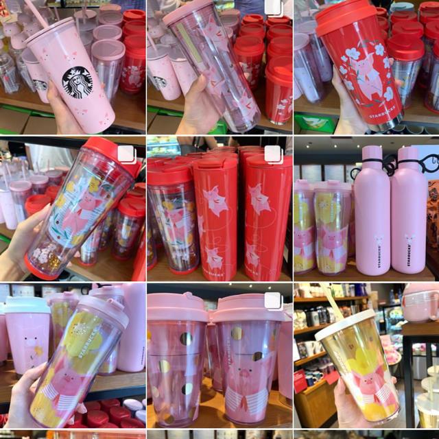 Starbucks Coffee(スターバックスコーヒー)の【オーダーページ】海外スタバ代行/韓国スターバックス/タンブラー インテリア/住まい/日用品のキッチン/食器(タンブラー)の商品写真