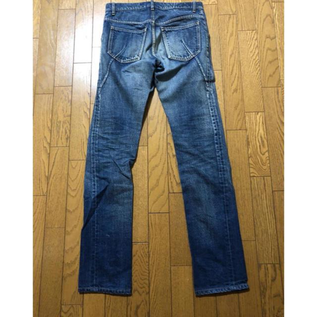 ATTACHIMENT(アタッチメント)のATTACHMENTストレートデニム メンズのパンツ(デニム/ジーンズ)の商品写真