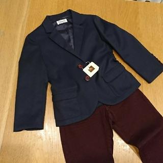 ギンザノサエグサ(SAYEGUSA)の【1月31日までの出品】銀座サエグサ 濃紺ジャケット(ジャケット/上着)
