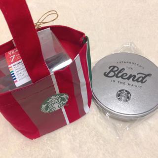Starbucks Coffee - スターバックス ティバーナ ホリデーアソートメントセット ステッカー