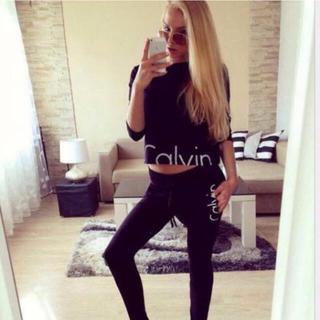 カルバンクライン(Calvin Klein)の❤️大人気❤️送料無料❤️カルバンクライン長袖セットアップ❤️(ルームウェア)