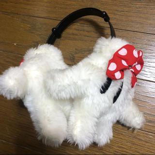 ディズニー(Disney)のミニー 耳あて(イヤーマフ)