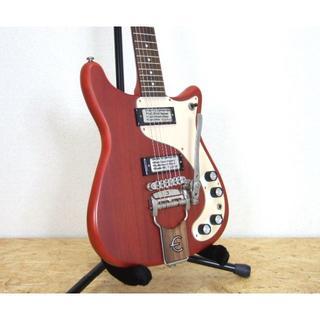 エピフォン(Epiphone)のEpiphone 1966 Wilshire Tremotone ウィルシャー(エレキギター)