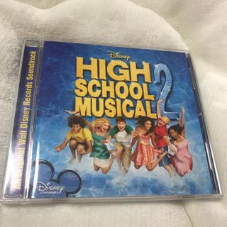 ディズニー(Disney)の「ハイスクール・ミュージカル2」サウンドトラック(映画音楽)