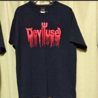 デビルユース(Deviluse)のdeviluse   赤 シャツ(Tシャツ/カットソー(半袖/袖なし))