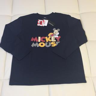 ディズニー(Disney)のタグ付き未使用 / ミッキーマウス  Tシャツ L(Tシャツ(長袖/七分))