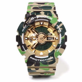 A BATHING APE - 【新品】BAPE XXV 25th A BATHING APE  G-SHOCK