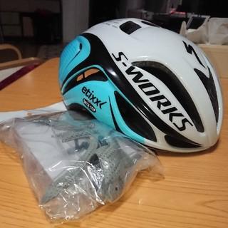スペシャライズド(Specialized)のS-Works Evade team helmet ロードバイク ヘルメット (ヘルメット/シールド)