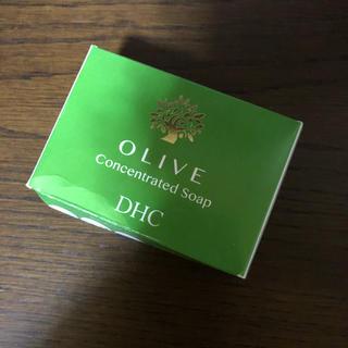 ディーエイチシー(DHC)のDHCオリーブコンセントレートソープ(ボディソープ / 石鹸)