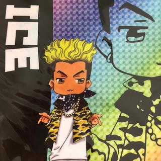 サンダイメジェイソウルブラザーズ(三代目 J Soul Brothers)のICE クリアファイル ELLY HIGH & LOW(クリアファイル)