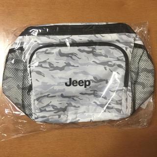 ジープ(Jeep)のJeep オリジナルクーラーバッグ 非売品(その他)