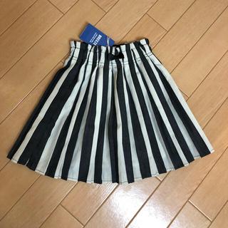 ブリーズ(BREEZE)のバイカラー♡プリーツスカート(スカート)