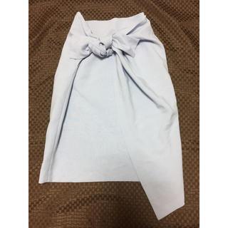 ソフィアコレクション(Sophia collection)の巻きスカートタイトスカート(ひざ丈スカート)