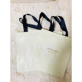 クレドポーボーテ  ショッピングバッグ ショップ袋 紙袋 ショッパー