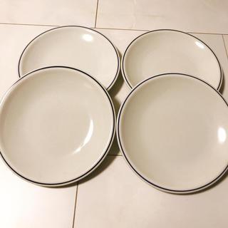 サタルニア(Saturnia)のサタルニア/21cm/4枚セット(食器)