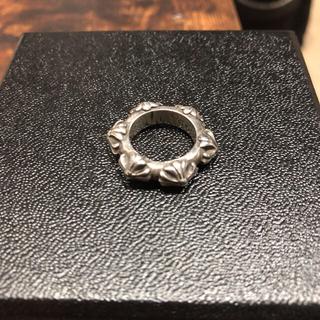 クロムハーツ(Chrome Hearts)のクロムハーツ指輪(リング(指輪))