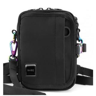 ノワール(NOIR)のM+RC Rainbow black Trap Bag(ショルダーバッグ)