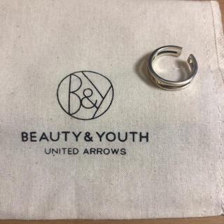 ビューティアンドユースユナイテッドアローズ(BEAUTY&YOUTH UNITED ARROWS)のリング BAUTY&YOUTH メンズ(リング(指輪))