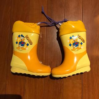 ディズニー(Disney)のディズニー14cmスノーブーツ!美品‼️(ブーツ)