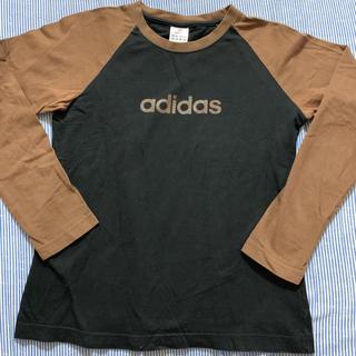 アディダス(adidas)の❣️adidas cotton長袖Tシャツ❣️(Tシャツ(長袖/七分))