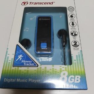 トランセンド(Transcend)のMP3 防塵防水 ボイスレコーダー ラジオ(ポータブルプレーヤー)