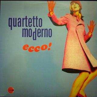 【レコード*007】quartetto modeno (ジャズ)