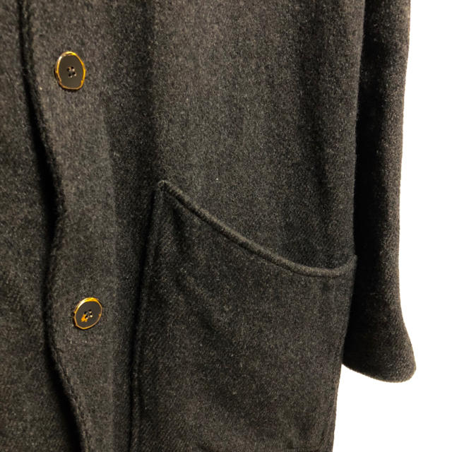 Paul Harnden(ポールハーデン)のaraki yuu アトリエコート bergfabel elena kaval メンズのジャケット/アウター(チェスターコート)の商品写真
