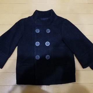 スライ(SLY)の[レア] HOTEL SLY キッズコート ブラック 100cm(ジャケット/上着)