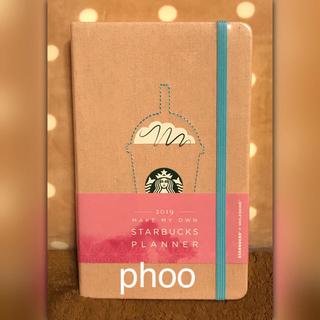 スターバックスコーヒー(Starbucks Coffee)のスタバ 台湾【モレスキン ピンクデニム 手帳】(手帳)