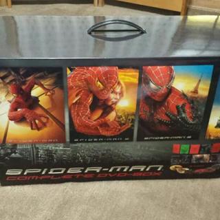ディズニー(Disney)の完全初回生産限定 スパイダーマン3 コンプリート DVDBOX(外国映画)