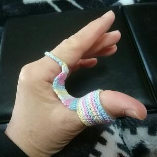 三味線指すり 中サイズ 女性用 マーブル色(三味線)