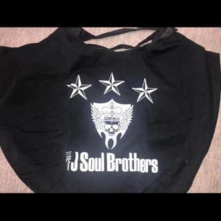 サンダイメジェイソウルブラザーズ(三代目 J Soul Brothers)の三代目JSB トートバック(トートバッグ)