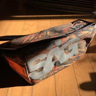 サグライフ(SAGLiFE)のSAG メッセンジャー バック 美品(メッセンジャーバッグ)